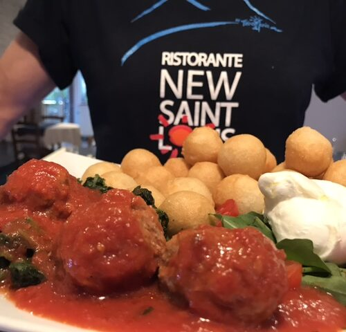 polpette new saint louis